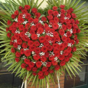 wiązanka róże