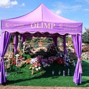 Oprawa pogrzebu OLIMP