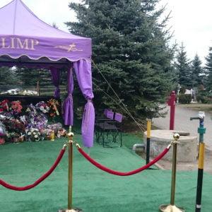 Ceremonia pogrzebowa OLIMP