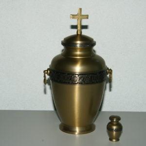 Urna złota