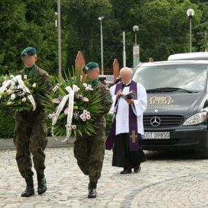 OLIMP Ceremonia pogrzebowa