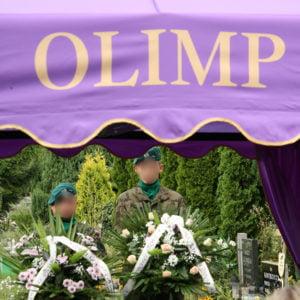 Pożegnanie OLIMP
